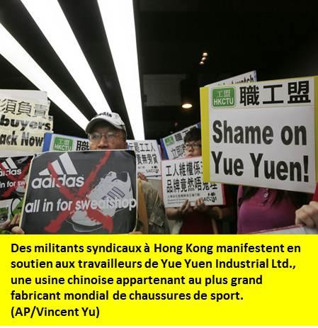 7c2423cb573 Grève en Chine   Victoire des grévistes   Pendant douze longs jours ...